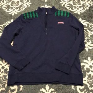 EUC vineyard vines 1/4 zip